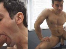 Teste para ator porno