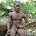Africanos pelados